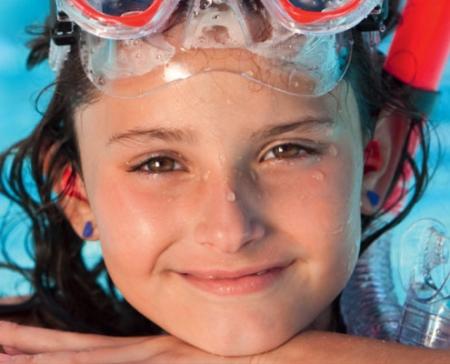 dreve otoplastieken zwemmen kind oordoppen op maat