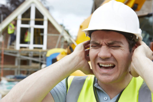 op maat gemaakte oordoppen voor bouw en industrie